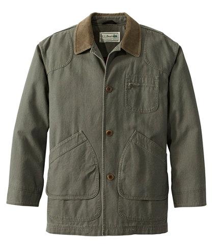 Men S Original Field Coat With Primaloft Liner