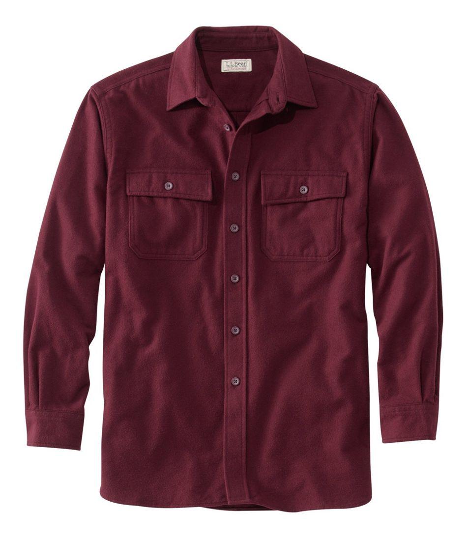 Men's Vintage Workwear – 1920s, 1930s, 1940s, 1950s Chamois Shirt $59.95 AT vintagedancer.com