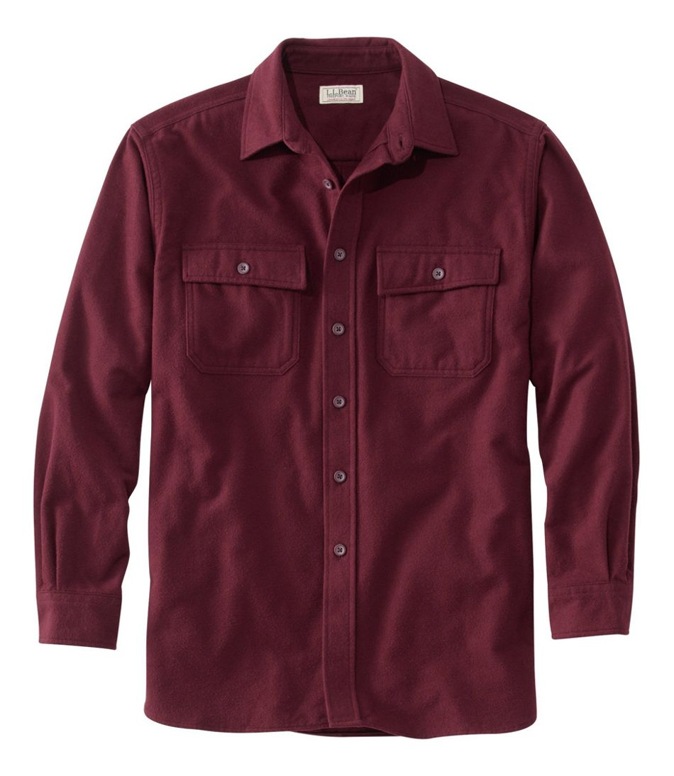 Mens Vintage Shirts – Retro Shirts Chamois Shirt $59.95 AT vintagedancer.com