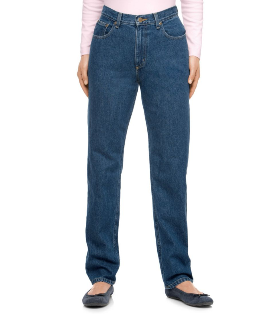 Women's Double L® Jeans, Traditional
