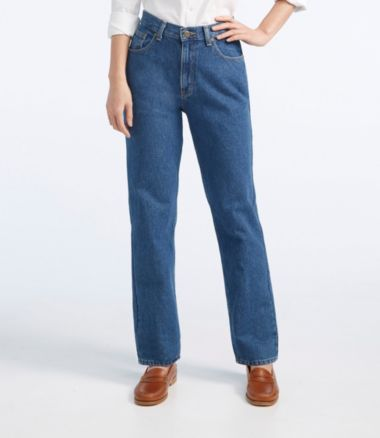 Double L Jeans, Relaxed Fit