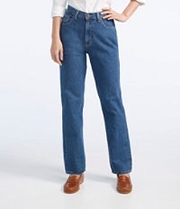 Women's Double L Jeans, Relaxed Fit
