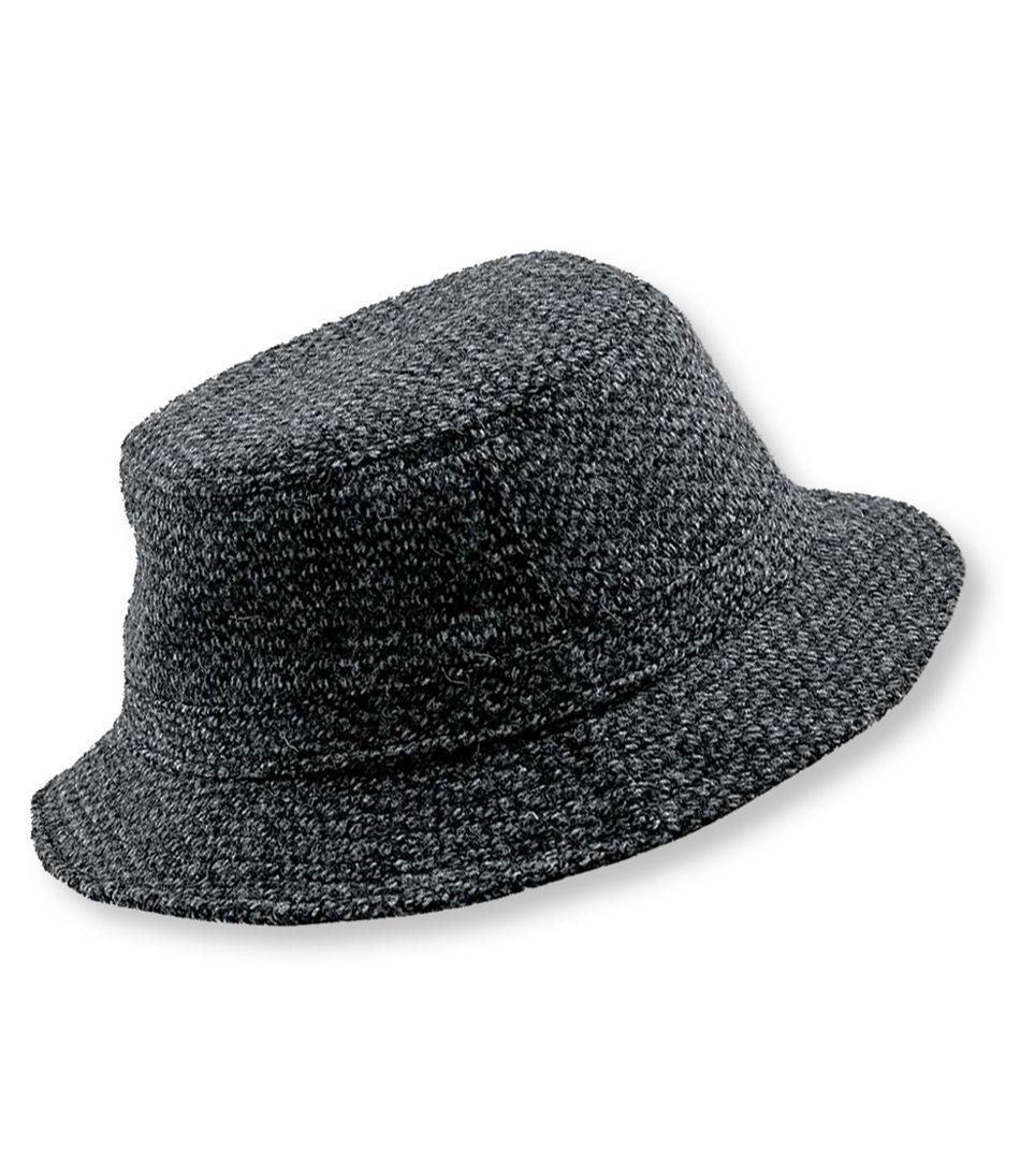 9134de49bc0 Men S Scottish Tweed Rain Hat With Gore Tex