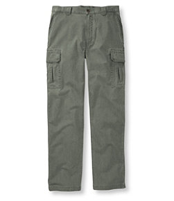 Men's Tropic-Weight Cargo Pants, Natural Fit