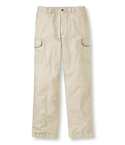 Men's Tropic-Weight Cargo Pants, Comfort Waist