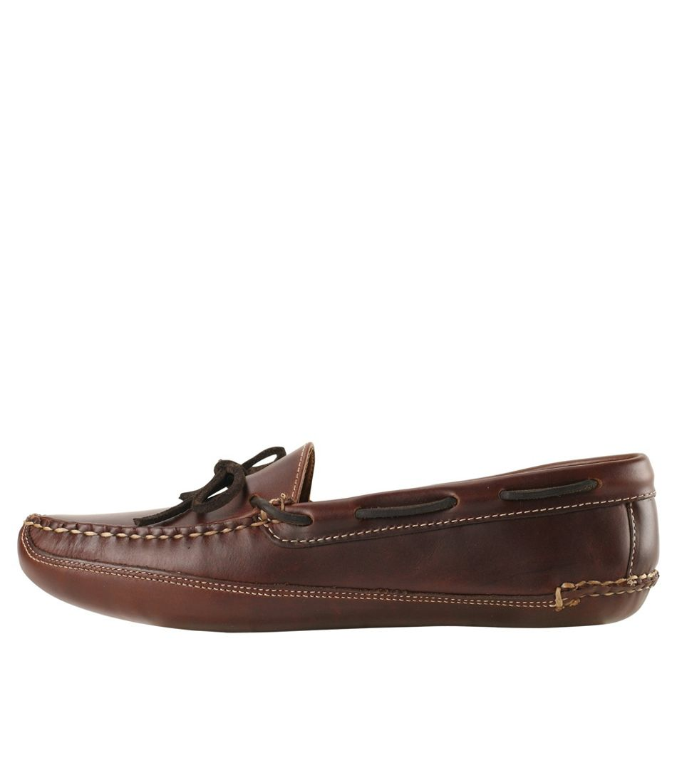 0e54e48d29321 Men's Leather Double-Sole Slippers, Leather-Lined