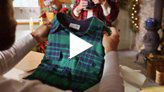Christmas 2014: Fleece-Lined Flannel