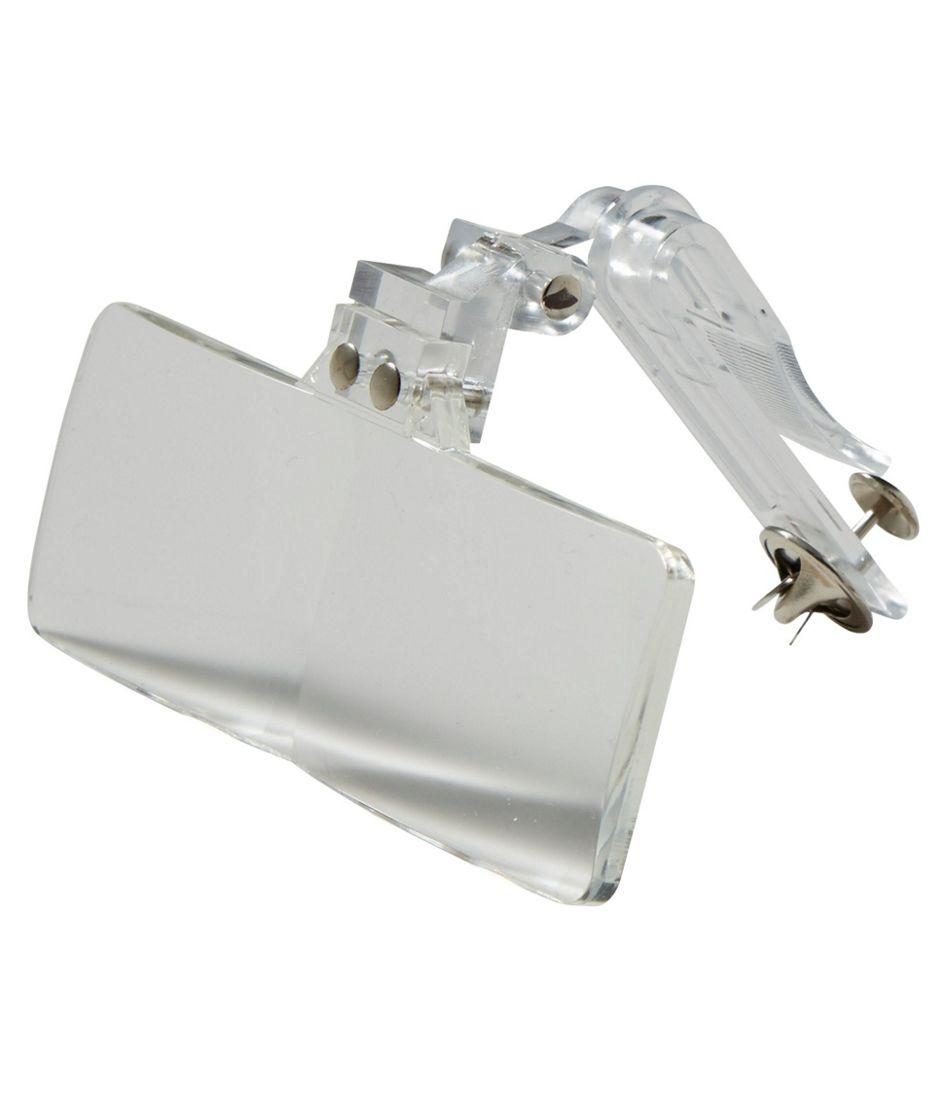 Flip Focal Magnifier