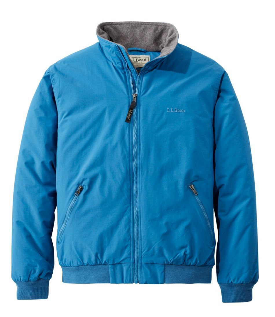 Warm-Up Jacket, Fleece Lined