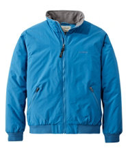 Warm-Up Jacket, Fleece-Lined