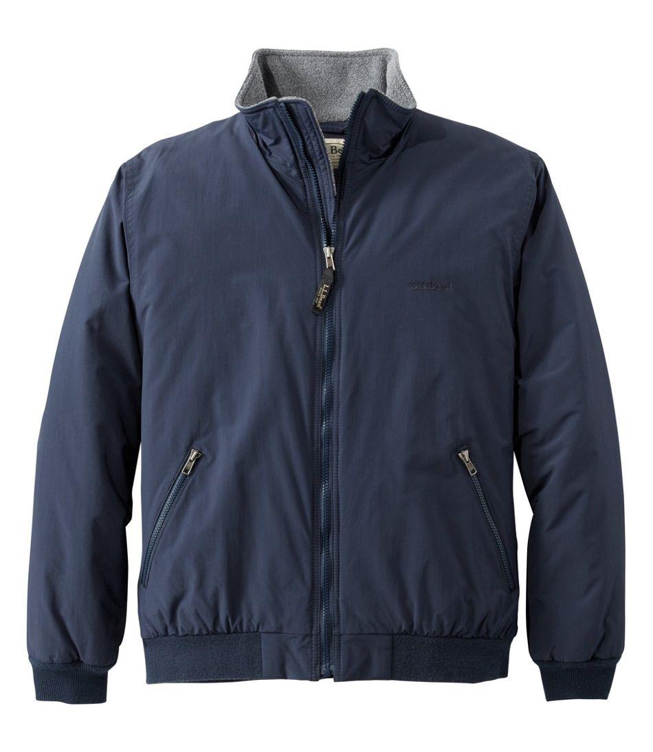 Warm-Up Jacket, Fleece Lined