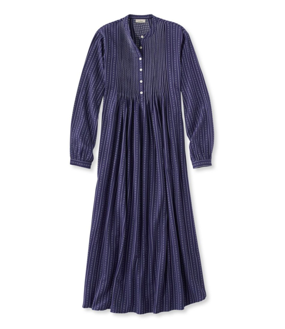 Vintage Flannel Nightgown