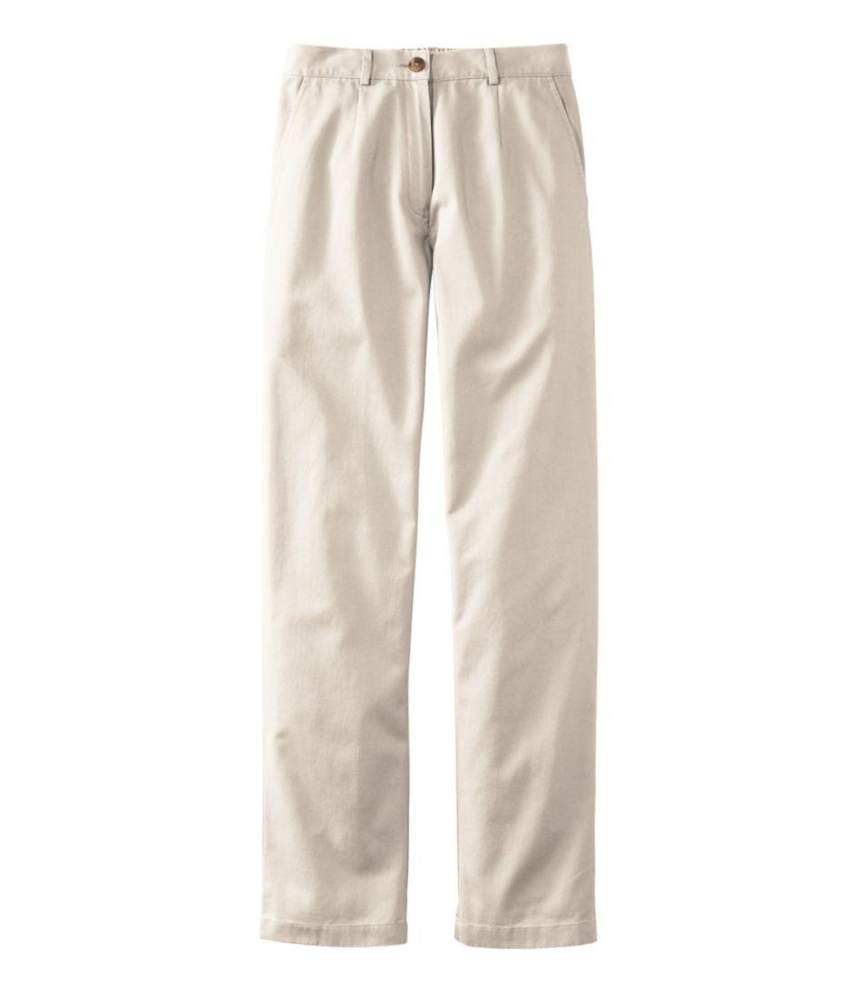 Wrinkle-Free Bayside Pants, Original Fit Comfort Waist