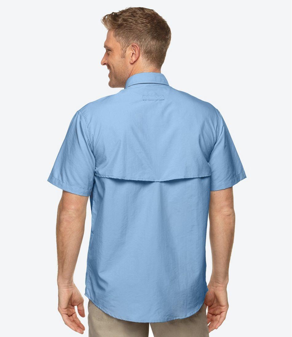Men's Tropicwear Shirt, Short-Sleeve