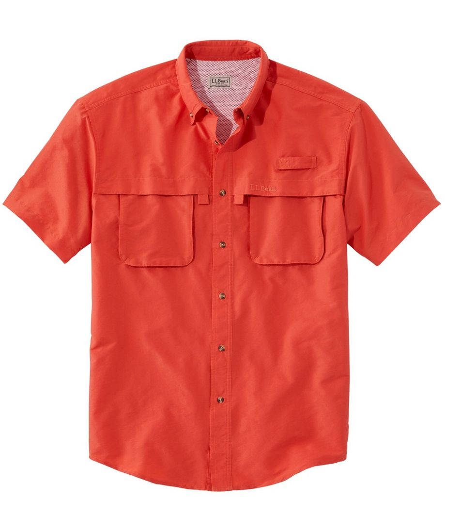 Men's Tropicwear Shirt, Short-Sleeve