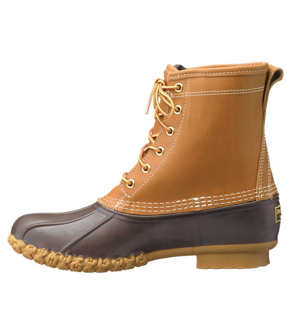 "Men's Bean Boots, 8"" Gore-Tex/Thinsulate"