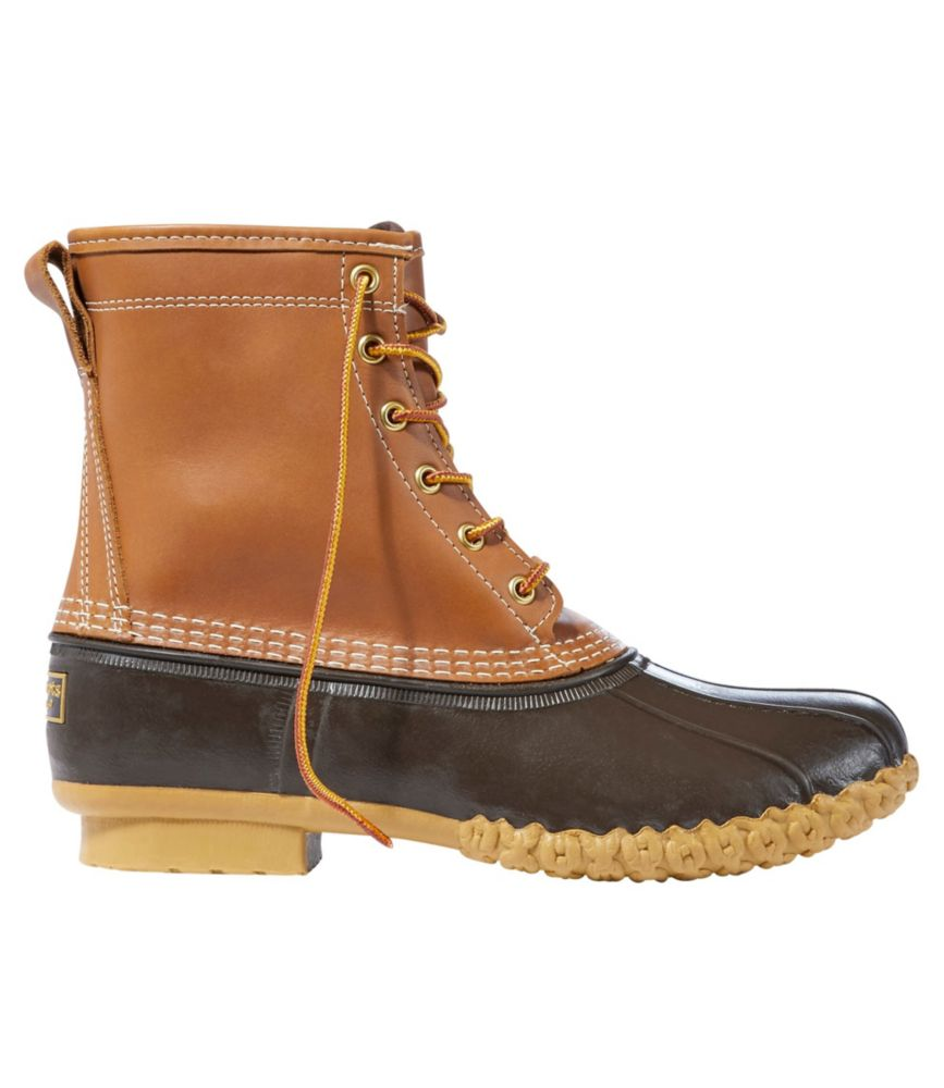 "photo: L.L.Bean Men's Bean Boots, 8"" Gore-Tex/Thinsulate"