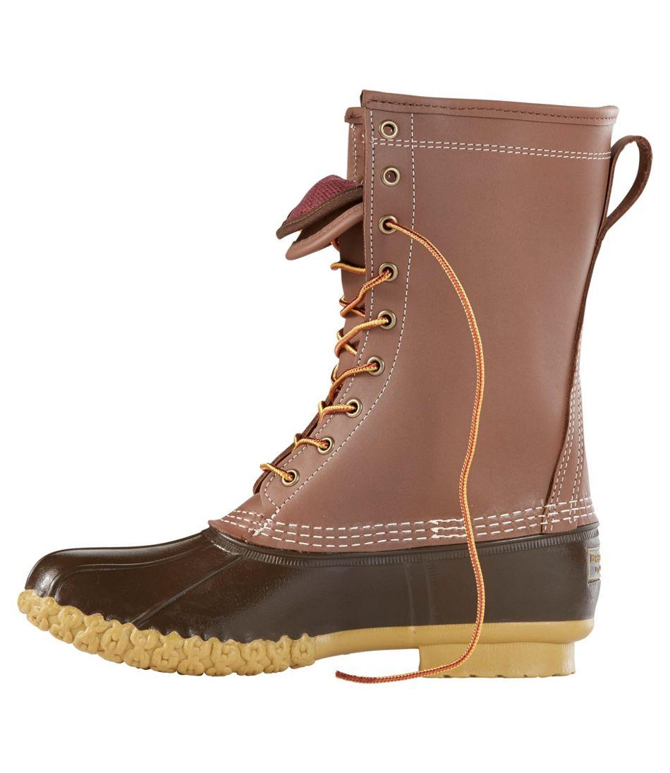 "Men's Bean Boots, 10"" Gore-Tex/Thinsulate"