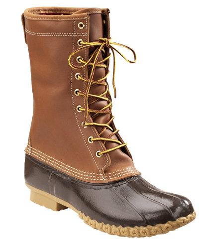 s bean boots by l l bean 10 tex thinsulate