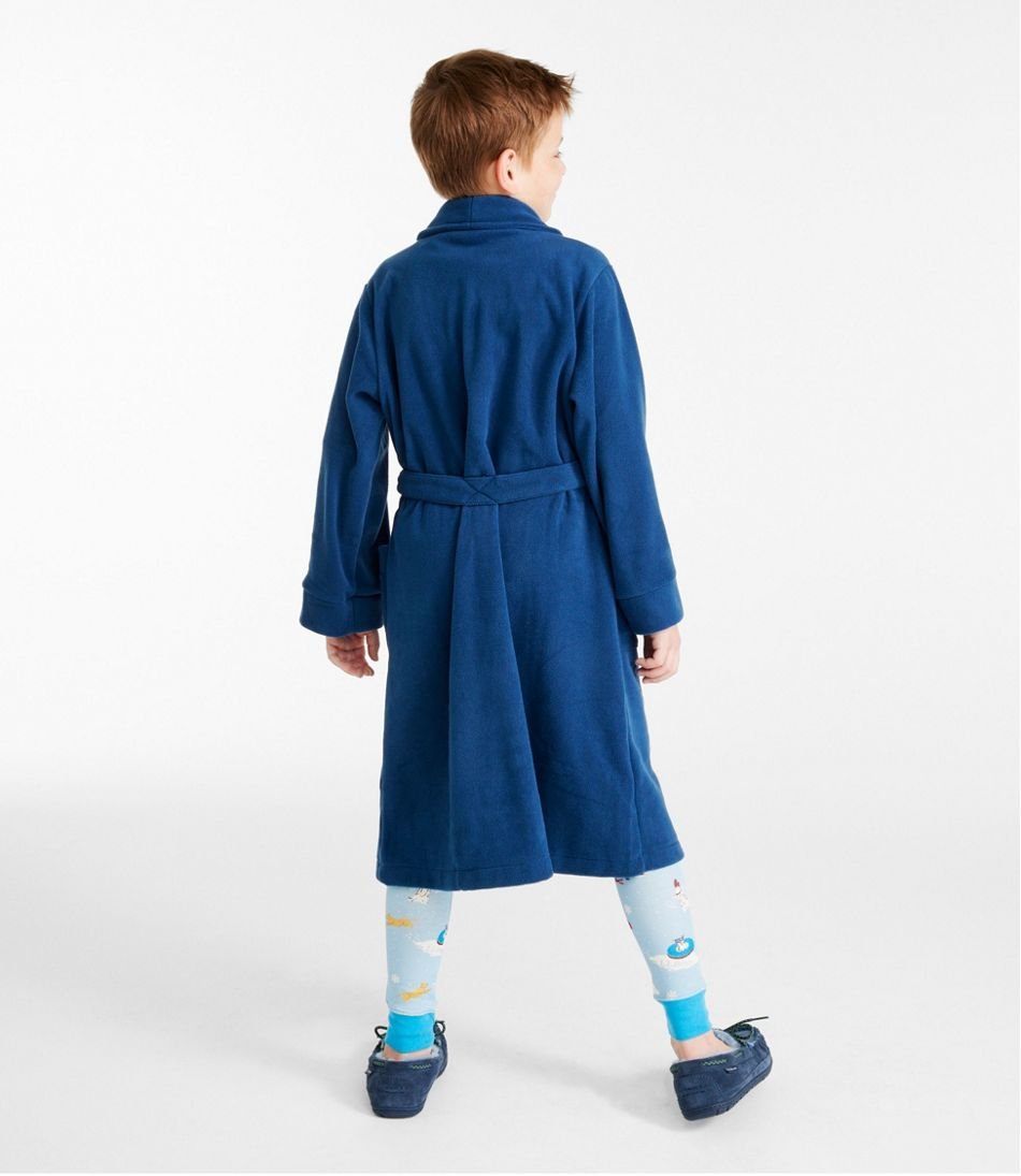 Kids' Fleece Robe
