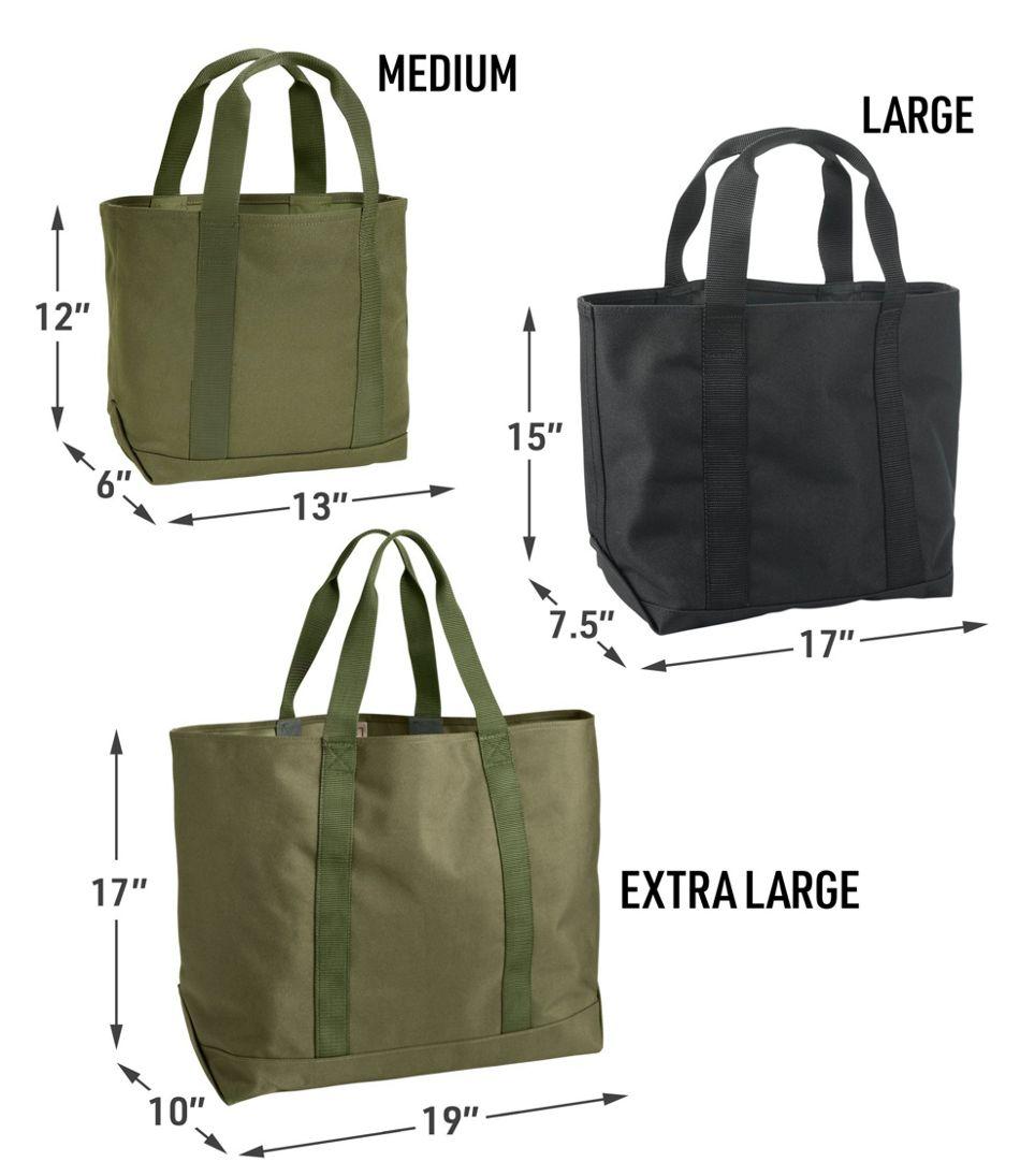 Hunter's Tote Bag, Open-Top