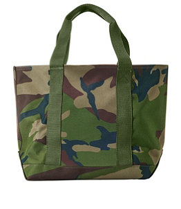 Hunter's Tote Bag, Open-Top