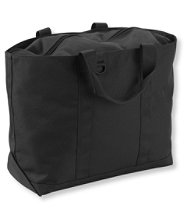Hunter's Tote Bag, Zip-Top