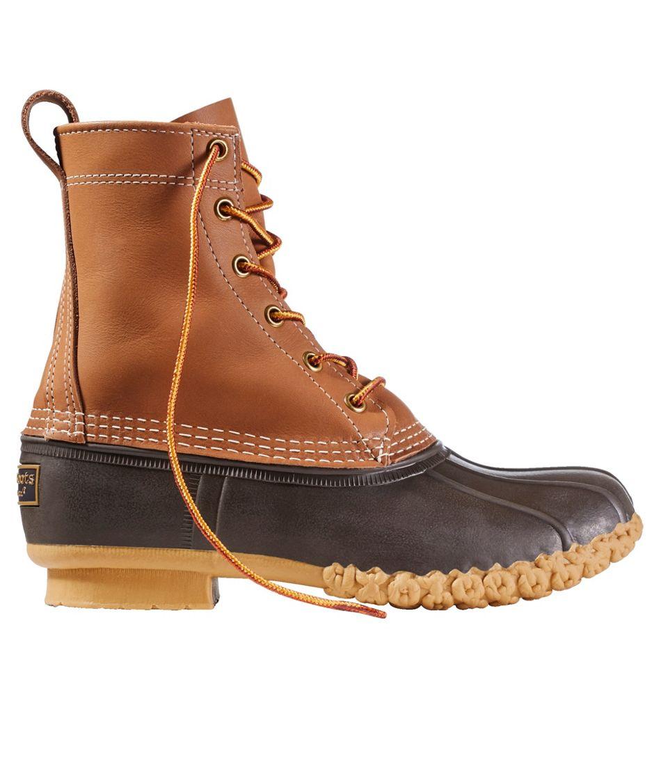 """Women's Bean Boots, 8"""""""