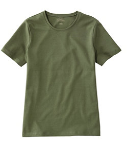 Women's L.L.Bean Tee, Short-Sleeve Crewneck