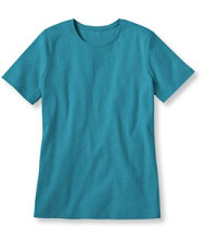 L.L.Bean Tee, Short-Sleeve Crewneck