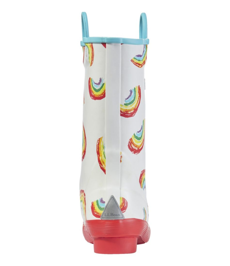 Puddle Stompers Rain Boots, Print