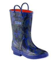 Kids' Puddle Stompers Rain Boots, Print