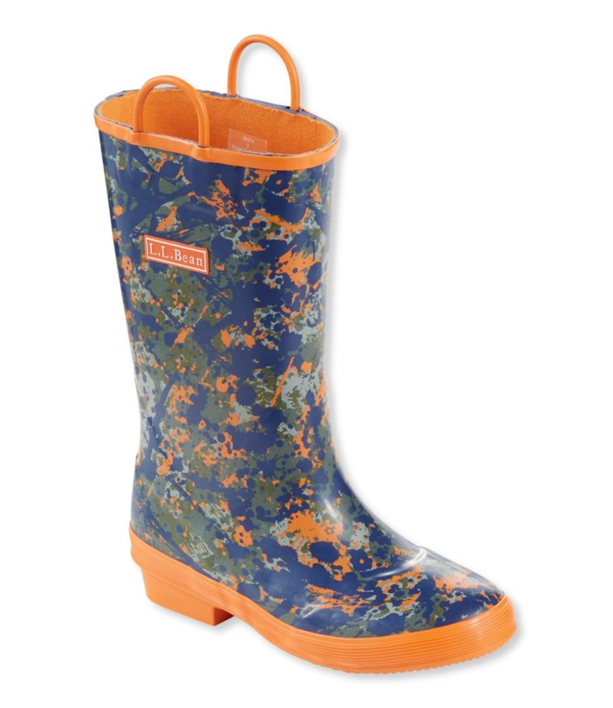 L.L.Bean Puddle Stompers Rain Boots