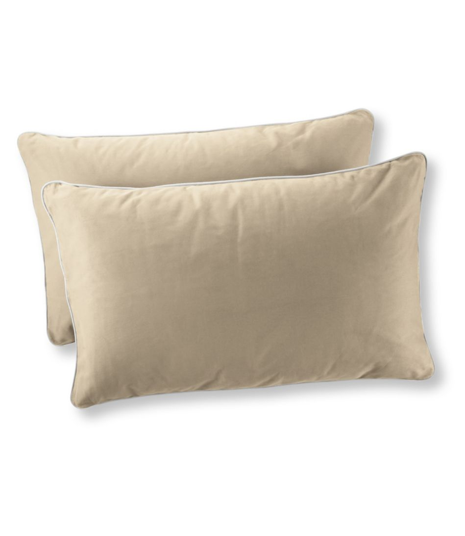 Oversized Pillows, Set of Two