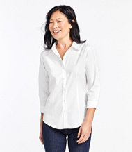 Women's Oxford and Button Down Shirts | Free Shipping at L.L.Bean