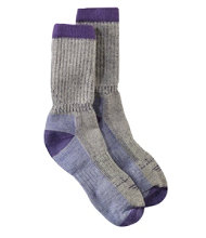 Women's Cresta Hiking Socks, Wool-Blend