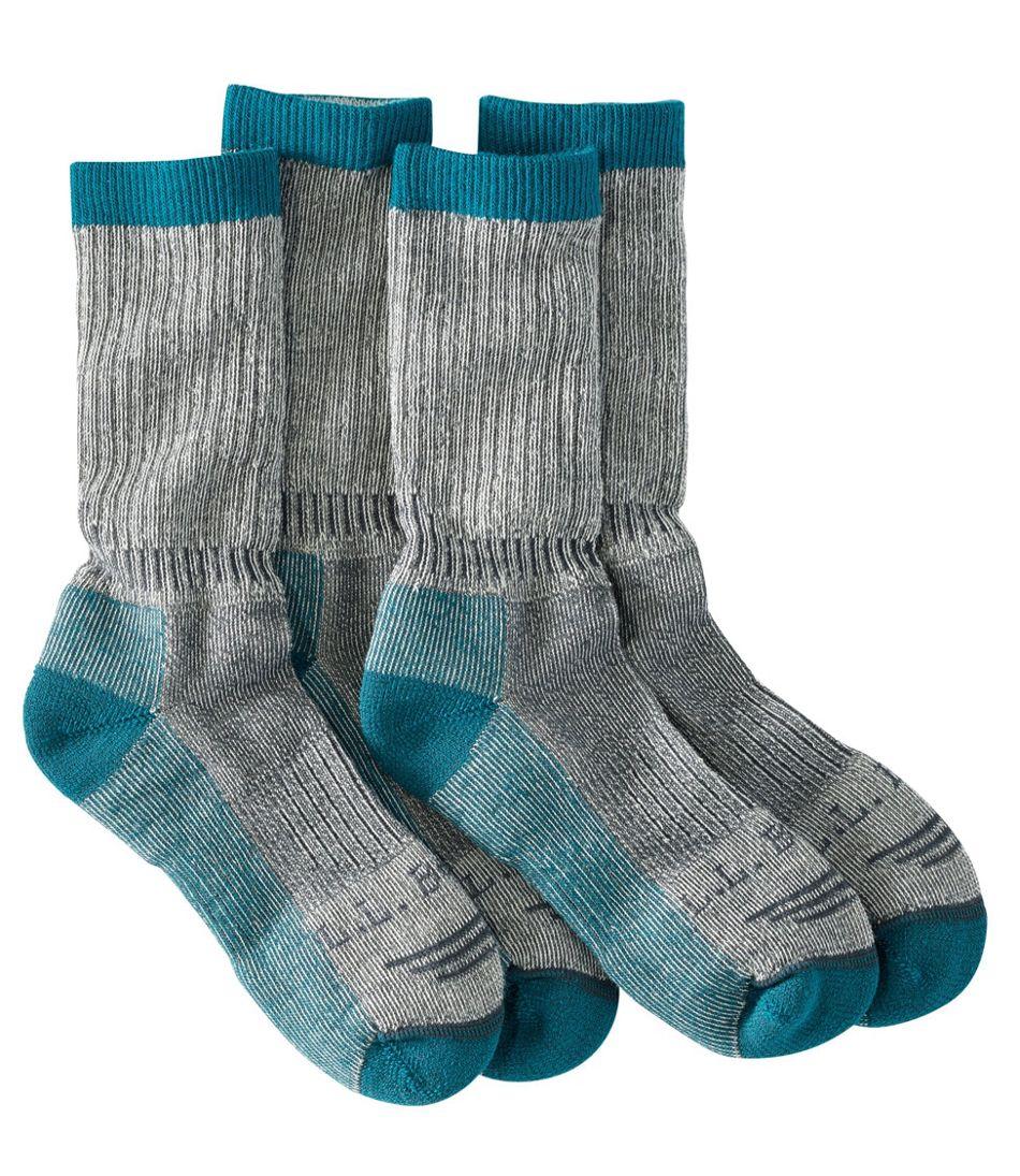 Women's Cresta Hiking Socks, Lightweight Two-Pack