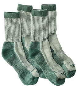 Cresta Hiking Socks, Midweight Two-Pack