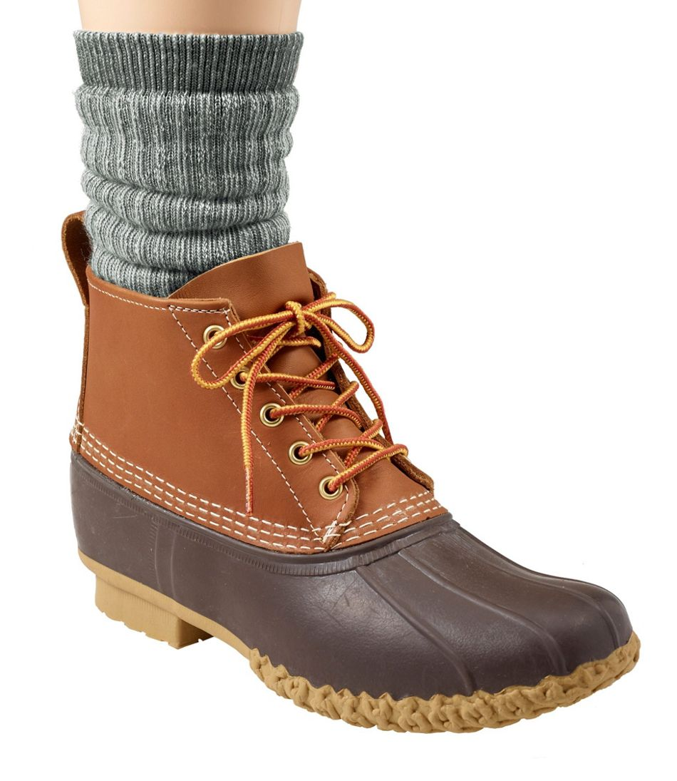 Adults' Bean Boot Socks