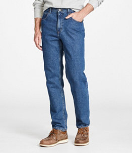 Men's Double L Jeans, Classic Fit