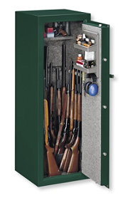 Stack-On Gun Safe, 16-Gun