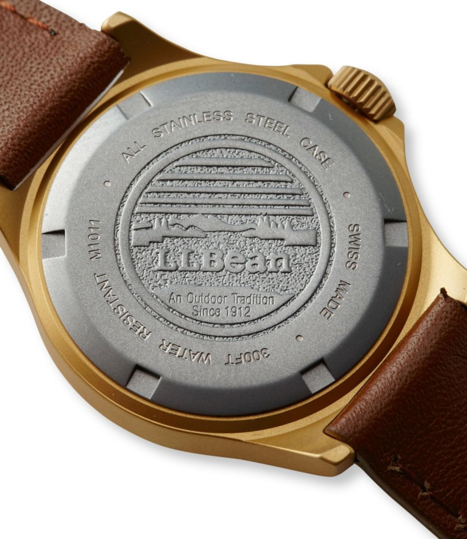 Women's Classic Field Watch, Gold-Plated