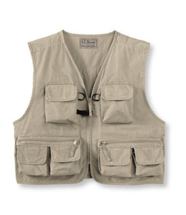 Emerger Fishing Vest