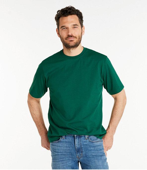 Men's Carefree Unshrinkable T-Shirt Slightly Fitted, , large image number 1
