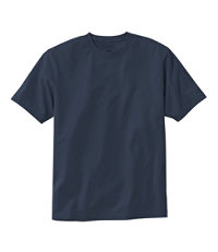 Men's Carefree Unshrinkable T-Shirt, Traditional Fit