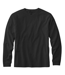 Carefree Unshrinkable Tee, Traditional Fit, Long-Sleeve