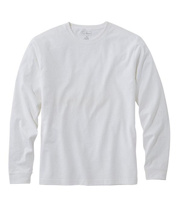 Men's Carefree Long-Sleeve Unshrinkable Shirt, , large image number 0