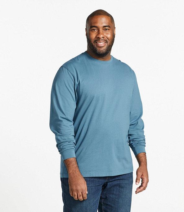 Men's Carefree Long-Sleeve Unshrinkable Shirt, , large image number 3