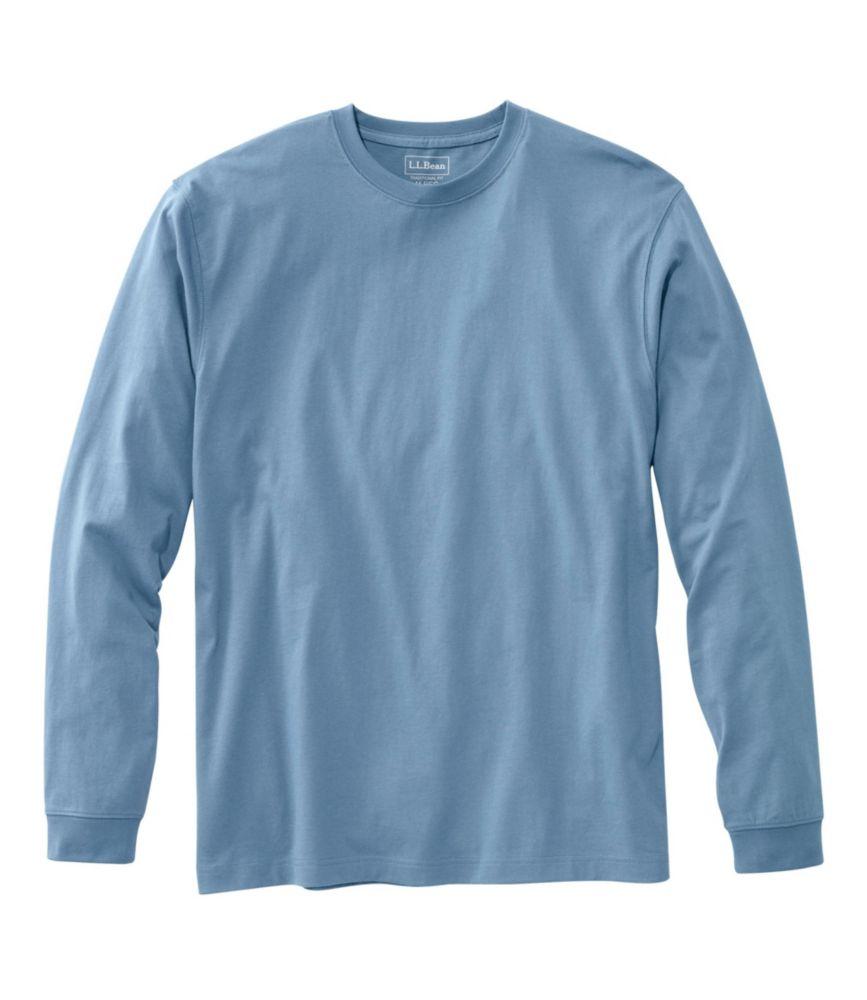 Men's Carefree Unshrinkable Shirt Long-Sleeve