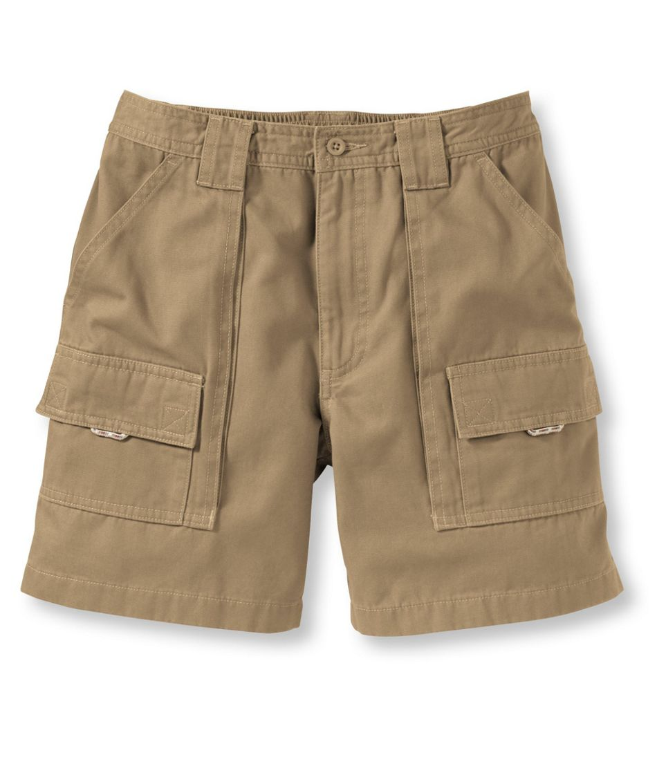 "Pathfinder Shorts, Canvas 7"" Inseam"